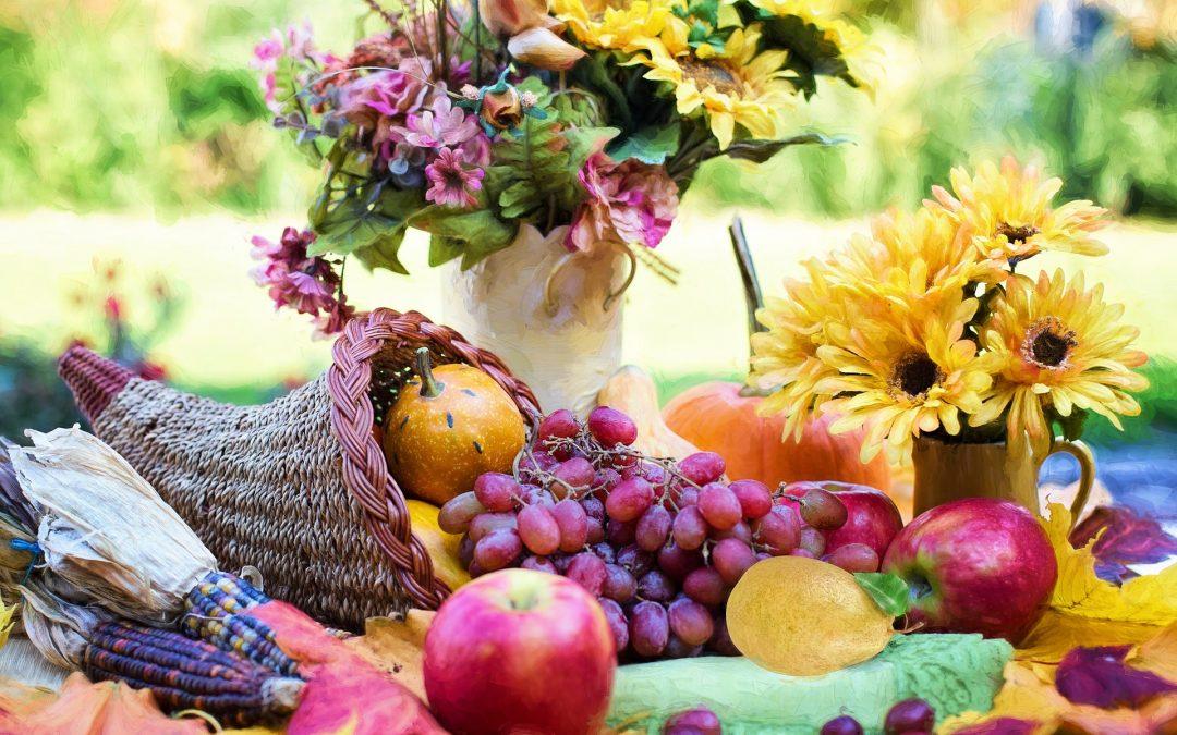 Erev Thanksgiving Service