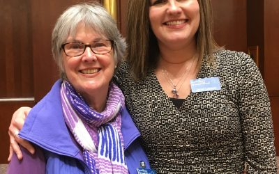 Congratulations Food Pantry Leaders Kathy Daly & Janet Lebson