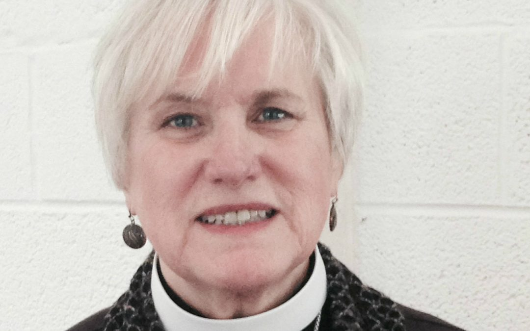 Announcing: Rev. Maryjane Peck, Interim Rector