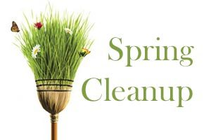 Spring Awakening – Genesis Grounds and Garden Cleanup
