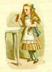 Lessons from Alice