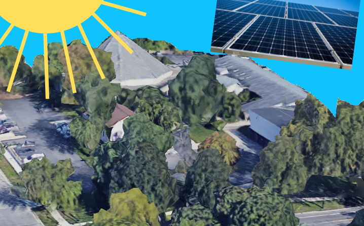 St. Clare's Approves Solar Panel Project
