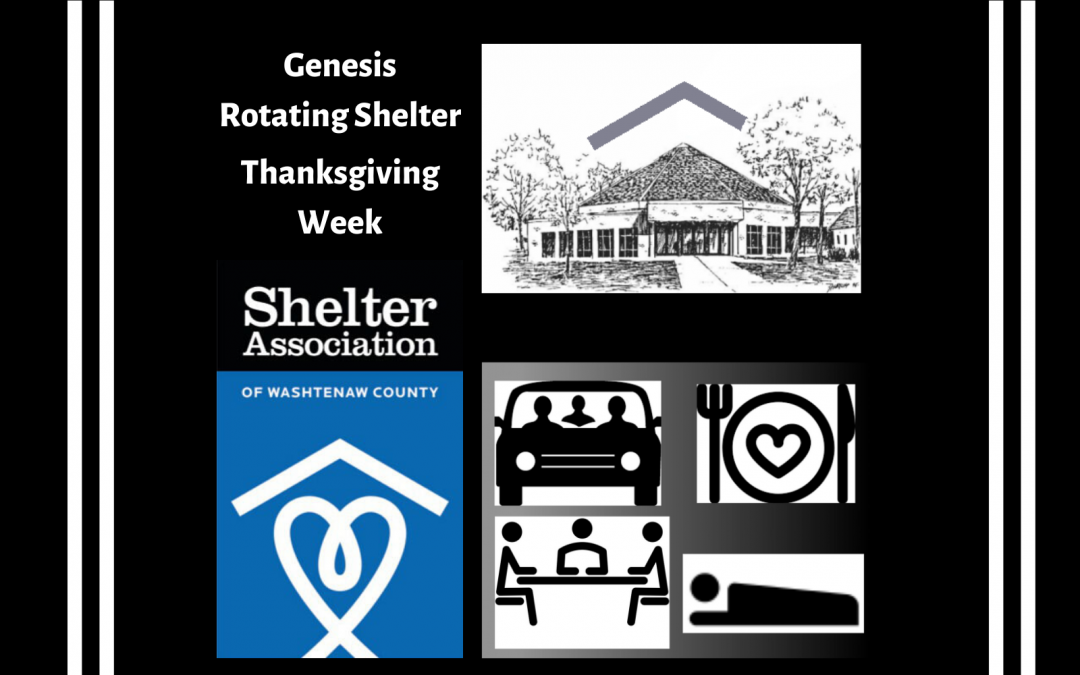 Rotating Shelter Volunteers Needed