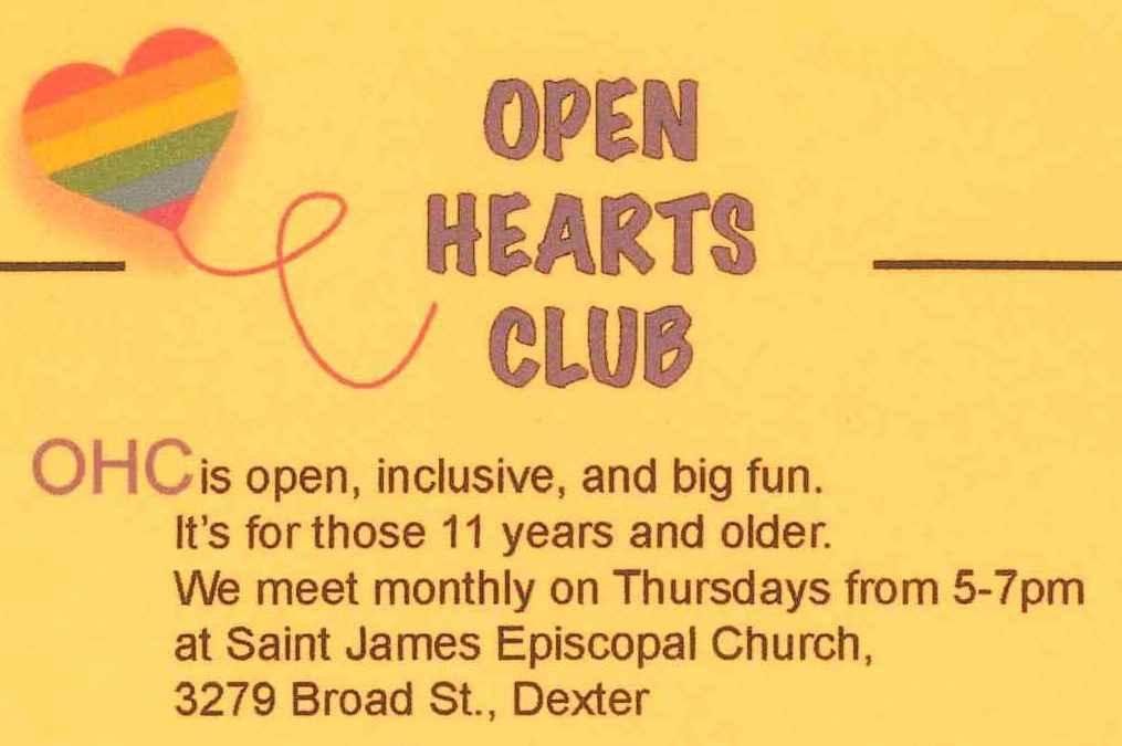 Open Hearts Club