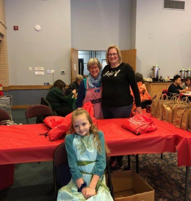 Christmas Eve Community Luncheon