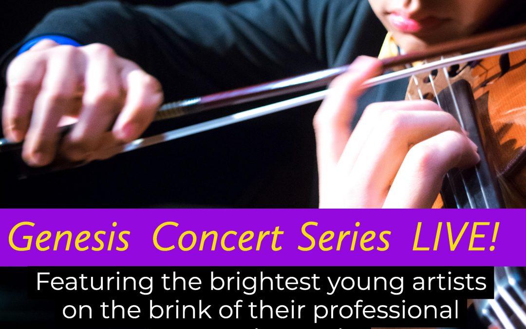 Genesis Concert Series LIVE