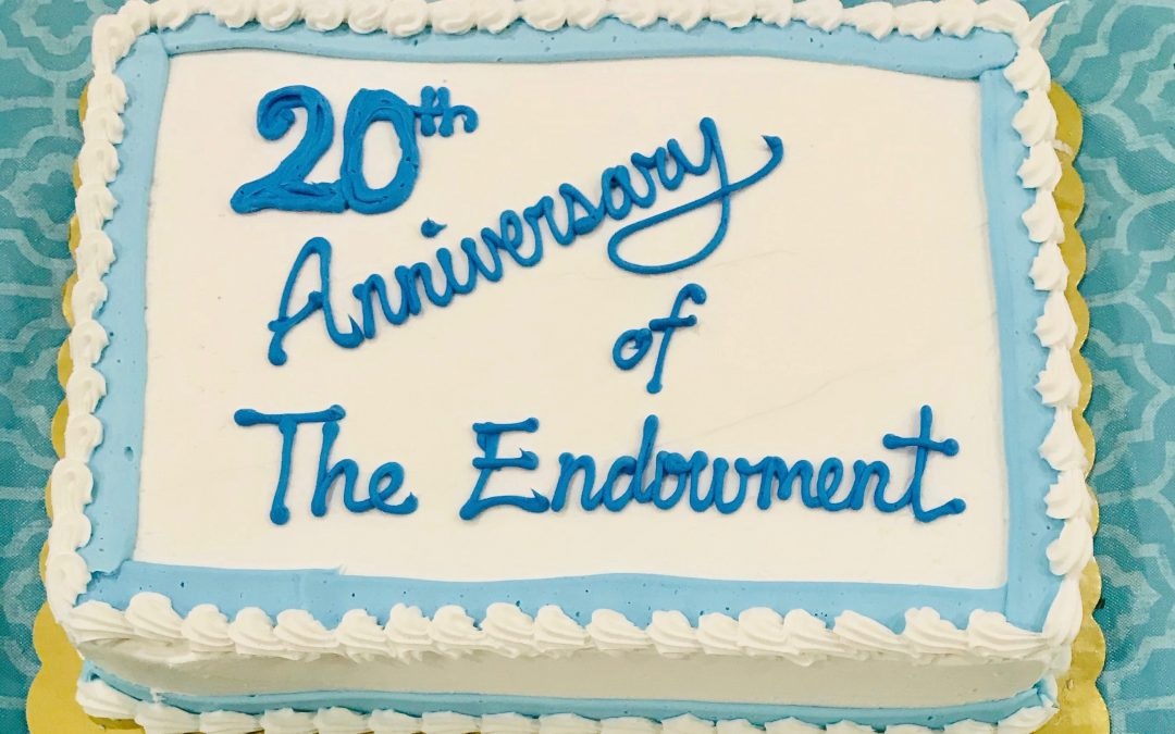 20th Anniversary of the Endowment Fund