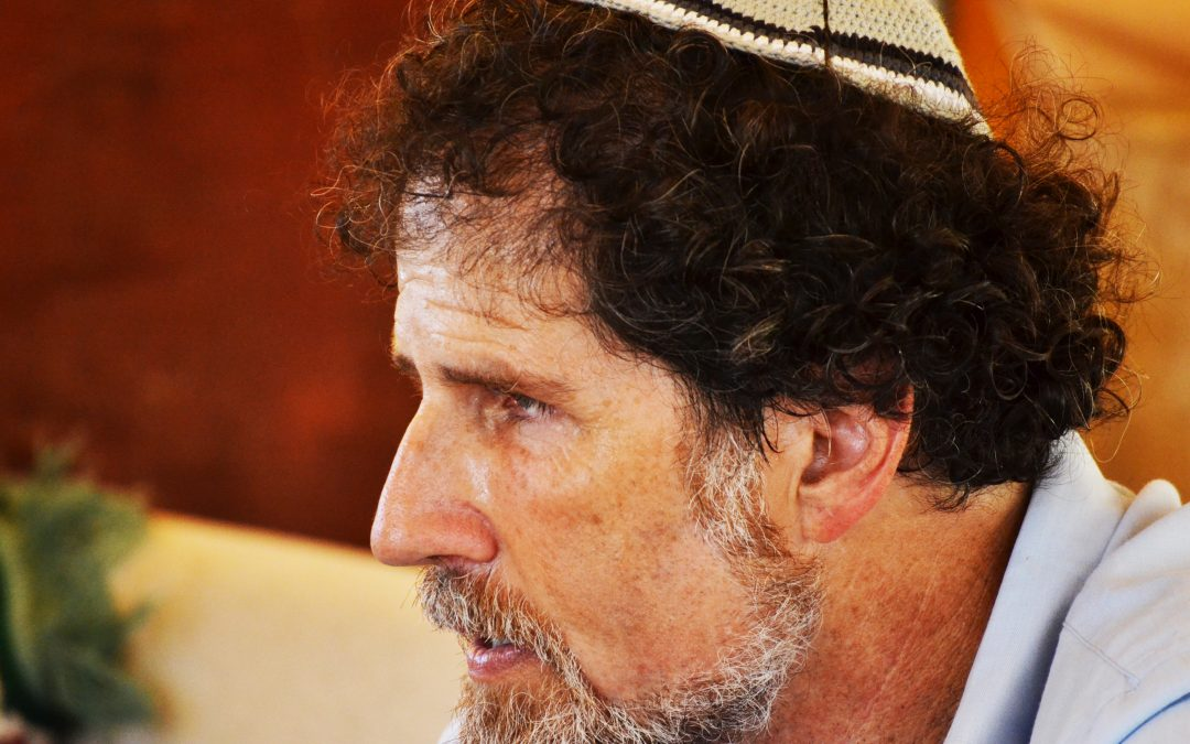 Rabbi Arik Ascherman Visits