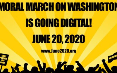 Moral March on Washington: A Digital Justice Gathering