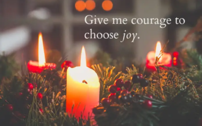 Courage & Joy | Advent 1