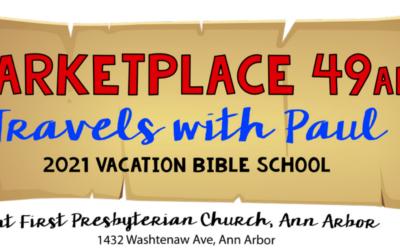Register for Summer Vacation Bible School (VBS)