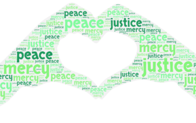 Justice, Mercy, and Peace