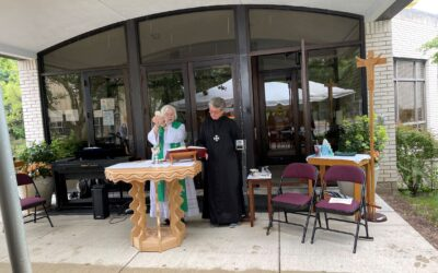 July 11 Outdoor Worship & Coffee Hour