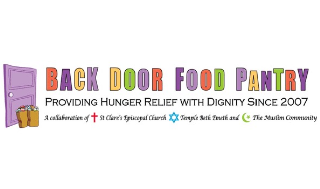 Call for Volunteers for the Back Door Food Pantry!
